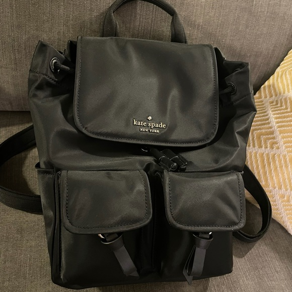 NWT Kate Spade Carley Flap Backpack